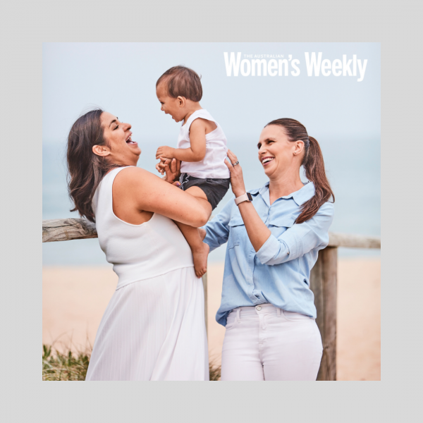 Raise Mentoring Celebrated in March's Australian Women's Weekly