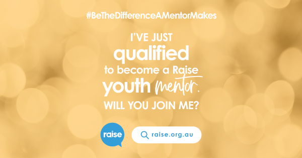 Join Raise's Mentoring Movement