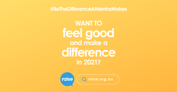Be the difference a mentor makes in 2021